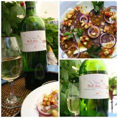 Nutriculinary: Salat aus würziger Blutwurst in Kombination mit cremigem Ziegengouda und rohem Apfel I Bel Air Perponcher I #bordelicious
