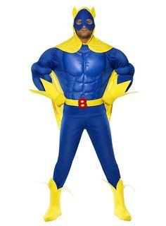 Bananaman costume