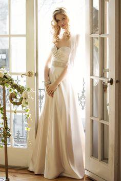 55 Best Wedding dress trend  Clean Lines images  061c9abd6985