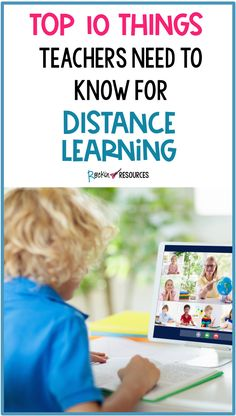 This blog post is more than suggestions for how to teach long-distance, which is fast becoming everyone's forte! It's about things every teacher needs to know before, during, and after they've started helping their students with distance learning. Common Core Language Arts, Classroom Routines, Upper Elementary, Third Grade, Long Distance, Social Studies, Need To Know, Students, Teacher