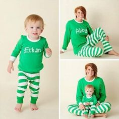 4951d70136 48 Best ♡ Mommy   Me Pajamas! ♡ images