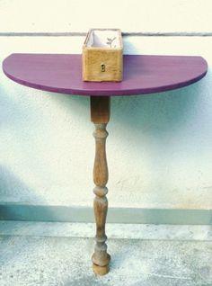 tavolo monogamba