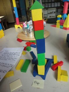 Math and Science Investigations (M.) is a building program I have been doing in Kindergarten since I started my career. I first learned about it during one of my practicums in a Kindergarten cl… Kindergarten Inquiry, Preschool Math, Teaching Math, Science Inquiry, Inquiry Based Learning, Student Centered Learning, Teachers College, Pre K Activities, Activity Centers