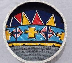 Ungo Baskets, African Wall Basket, Wall Decor, Tribal Baskets, Tanzania Baskets, Gift for her, wedding gift/Swahili Ungo Baskets