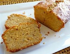 Image detail for -Recipe: Apple Oatmeal Quick Bread - Turning the Clock Back Apple Recipes, Sweet Recipes, Cake Recipes, Greek Desserts, Apple Oatmeal, Cake Bars, Bread Cake, Quick Bread, Desert Recipes