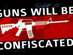 Gun Confiscation has Begun
