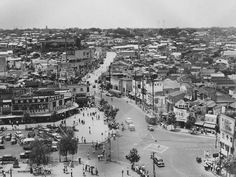 Shibuya in 1952