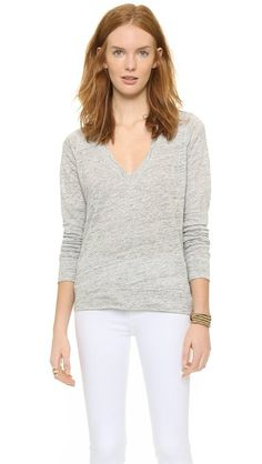 theory Zephyr Melange Dalphon Sweater - Google Search