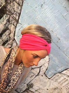 diy headband. love these headbands!