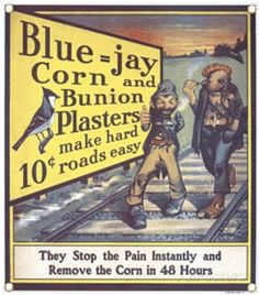 Ever had a corn or a bunion, and do they hurt?