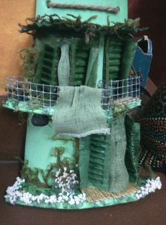 Tegole artistiche decorate in 3D | eBay