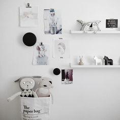 Curated by Kids Room by Kenziepoo, via Flickr
