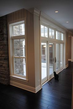 1000 ideas about transom windows on pinterest window for French doors without windows