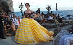 dolce and gabbana alta moda a/w 2015 in capri