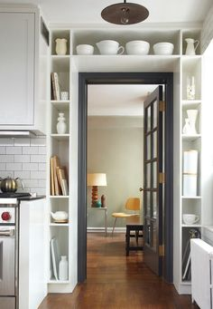 Saving Space Becomes Natural With Vertical Storage |