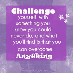Yes you can do it! You can overcome anything! Yoga for #endometriosis & pelvic pain