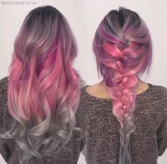 I like it the most with the braid