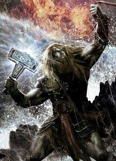 Thor - God Of Power/Gravity