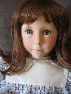 Willow Doll by Dianna Effner 1989 Seasons Greetings MIB
