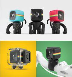 Polaroid Cube HD Action Camera | Polaroid ~Now I think I want one.
