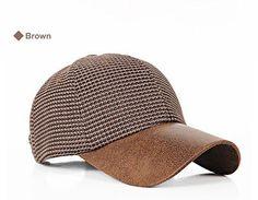 2016 men baseball cap with PU visor snapback caps hats casual solid hat summer autumn outdoor sport baseball cap women wholesale