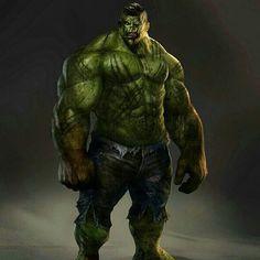 Hulk scarred