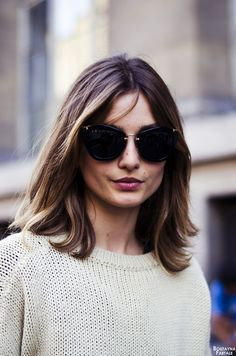 Long Bob with layers. Most popular haircut. Hair Day, New Hair, Clavicut, Medium Hair Styles, Short Hair Styles, Mid Length Hair, Looks Style, Mode Style, Gorgeous Hair