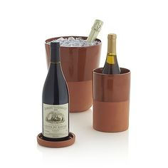 Barrio Wine-Champagne Bucket in Entertaining under $20 | Crate and Barrel