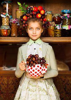 Commercial photographer Vika Pobeda Los Angeles for Collezioni Bambini