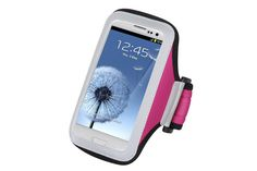 Premium Sport Armband Runner/Running Case Pouch for LG Optimus Nexus Optimus iPhone Samsung Edge - Hot Pink + Cell Phone Antenna Booster Galaxy S3 Cases, Samsung Galaxy S3, Arm Workout With Bands, Alcatel One Touch, Lg G5, Best Cell Phone, 6s Plus, Jogging, Galaxies