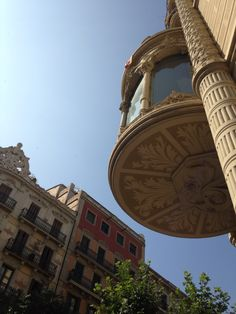 Anywhere you walk in #Barcelona, you will find gorgeous views & #architecture!