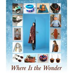 Where Is the Wonder: Unique Handmade Gift Ideas by paulinemcewen on Polyvore featuring interior, interiors, interior design, home, home decor, interior decorating, Modigliani, Bougeotte, rustic and vintage