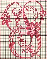 Alfabeto Antico Punto Croce (18)