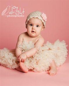 Crème Brulee Baby Posh Pettiskirt