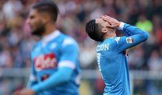 0-0 mellem Genoa og Napoli