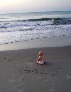 Love my boy baby beach pictures, beach family photos, beach pics, vacatio. Baby Beach Pictures, Family Beach Pictures, Beach Pics, Beach Shoot, Beach Trip, Beach Baby Photography, Foto Baby, Photographing Babies, Boy Boy