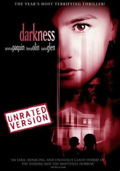 Darkness, I quite liked this, especially the ending.
