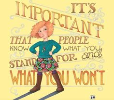 It's So Important Fine Print - Mary Engelbreit Mary Engelbreit, Good Thoughts, Positive Thoughts, Childrens Books, Illustrators, My Arts, My Love, Words, Drawings