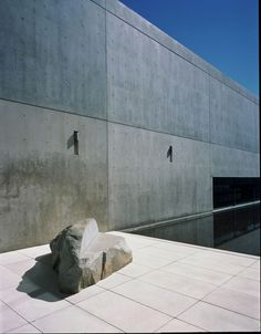 The Pulitzer Foundation for the Arts, St. Louis, Missouri by Tadao Ando