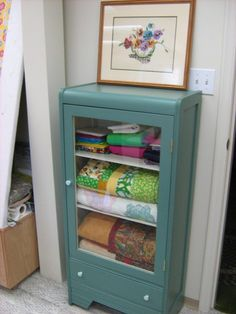 quilts--decorating with quilts instead of keeping them stored away.