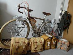 Guu-Watanabe Bags | cork grips