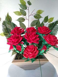Rosas vermelhas 2