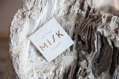 Misk is the budding new artisanal flower shop and floral café in Istanbul. Located in one of the city's most up-and-coming districts, Misk is the new go-to cafe in town. Inspired by the brand name, a distinctive logomark in the abstract form of a deer hea…