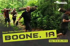 Gladiator Assault Challenge — Boone, IA — May 19 & 20, 2012  Registered!!!! Oh yeah baby!!!!