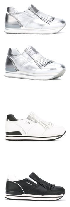 """""""hogan love"""" by jofrebcn ❤ liked on Polyvore featuring shoes, sneakers, grey, grey slip on shoes, grey slip on sneakers, slip-on shoes, slip on shoes, grey shoes, metallic slip on shoes and pull on sneakers"""