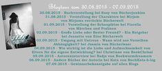 Eine Bücherwelt: Blogtour Ankündigung