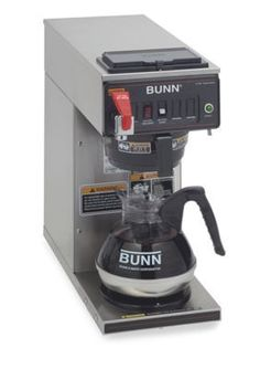 Bunn  Automatic Commercial Coffee Brewer with 1 Warmer CWTF-1 - Online Only