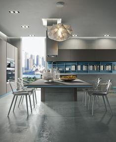 My Kitchen is Your Kitchen. Fenix Ntm, Cuisines Design, Decoration, Kitchen Design, Dining Table, Interior Design, Inspiration, Furniture, Home Decor