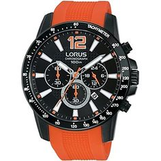 3dbde0ee0dfea Reloj Lorus New Collection para Hombre RT357EX9 Led Watch, Seiko, Resin,  Gender,