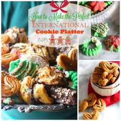 How To Create The Perfect International Holiday Cookie Platter | eBay
